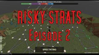 Risky Strats (Episode 2) Revenge