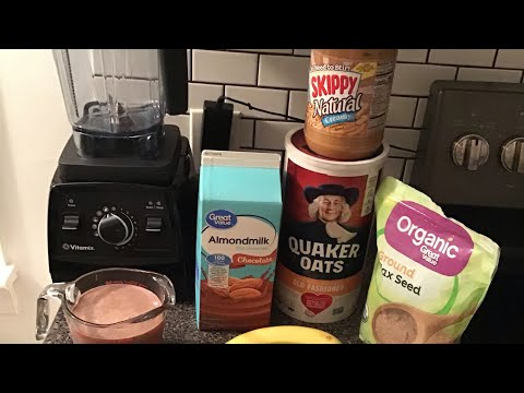 Boobie Smoothie To Increase And Enhance Breastmilk Supply