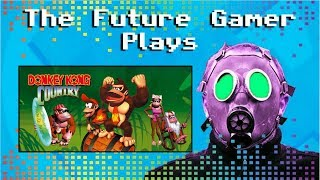 Future Gamer Plays - Donkey Kong Country