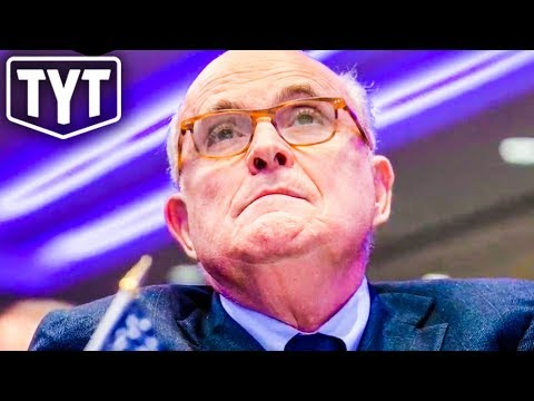 Whistleblower Exposes Rudy