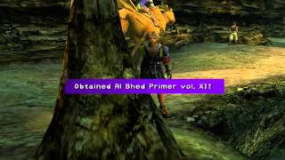 Final Fantasy X Al Bhed Primers