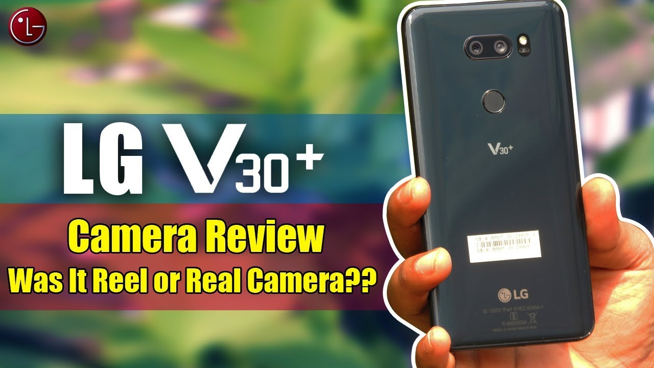 LG V30 Plus Latest Camera Update Enhances th… | LG V30