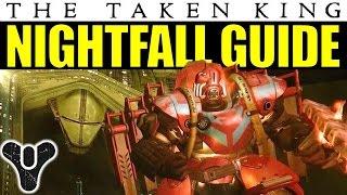 Destiny Nightfall Guide: Shield Brothers | Taken King Week 4 (Oct. 6-12) Nightfall Walkthrough