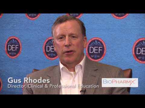 BioPharmX  Gus Rhodes Looks Forward to Seeing You at DERM2017