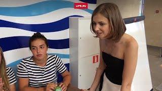 Наталье Поклонской провели экскурсию по Международному детскому центру «Артек»
