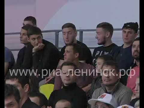 Александр Бастрыгин взял кубок главы города по ММА