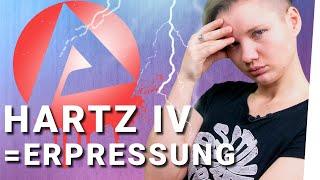 "Franziska Schreiber: ""Hartz IV ist Erpressung!"""