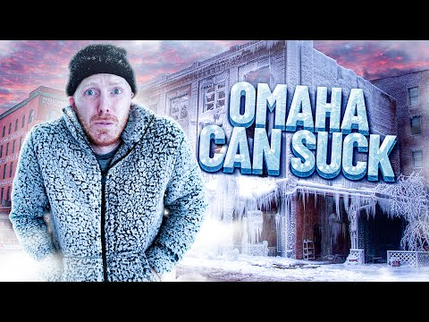 7 Reasons Why You Might Not Like OMAHA NEBRASKA | You're Gon