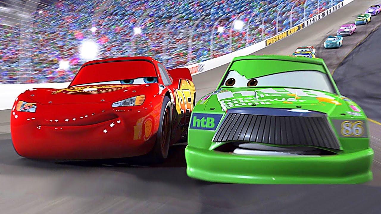 Pixar Cars Desktop Wallpaper Chick Hicks Piston Cup Race Cars Chick Hicks Dinoco