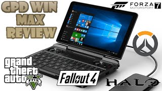 GPD Win MAX Review (Video Game Video Review)