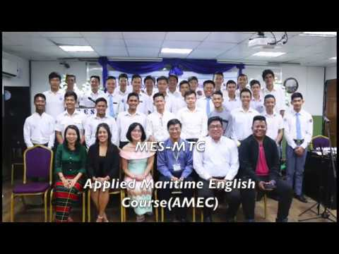 Maritime English Course by Myanmar Excellent Stars Maritime training centre