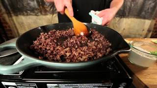 Cooking Dirty Rice with NOLA's Isaac Toups | Cooking | Tasting Table