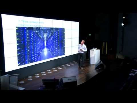 Retail@Google 2013: Trends that are shaking up the Retail Industry by James Cashmore