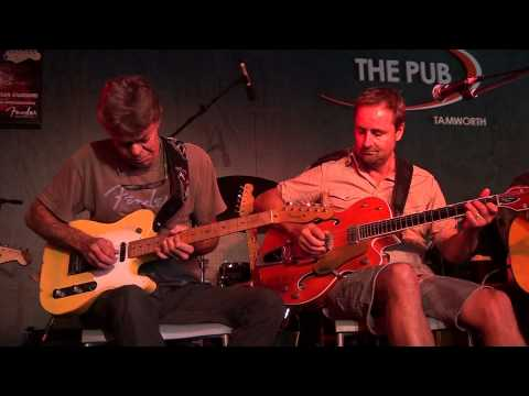 Phil Emmanuel - While My Guitar Gently Weeps