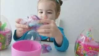 Большие яйца пони филли с сюрпризами лошадки pony Filly. Видео для детей. Игрушки для девочек