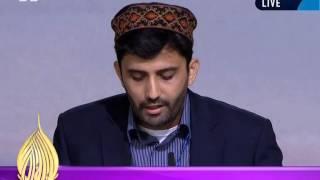 Nazam - Aasaman Par Dawat-e-Haq Ke Liye - Bilal Mahmood - Jalsa Salana UK 2015
