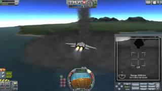 KSP Kerbal Space Program ядерная бомба (nuclear bomb)(на этом канале я буду выкладывать свои видео о KSP(Kerbal Space Program) Сегодня я испытаю ядерную бомбу!) ссылка на..., 2015-10-13T15:13:40.000Z)