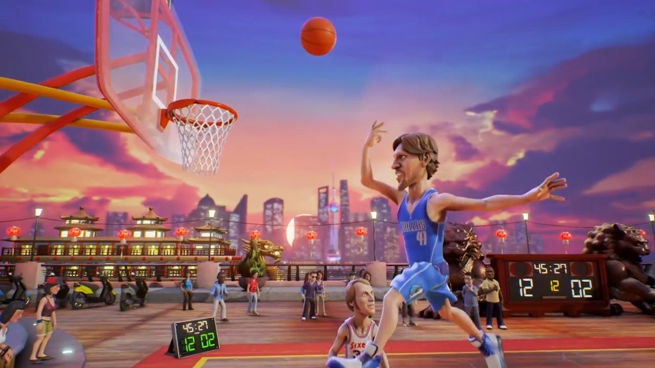 nba playgrounds reveal 2017 game trailer ps4 with gameplay ingame