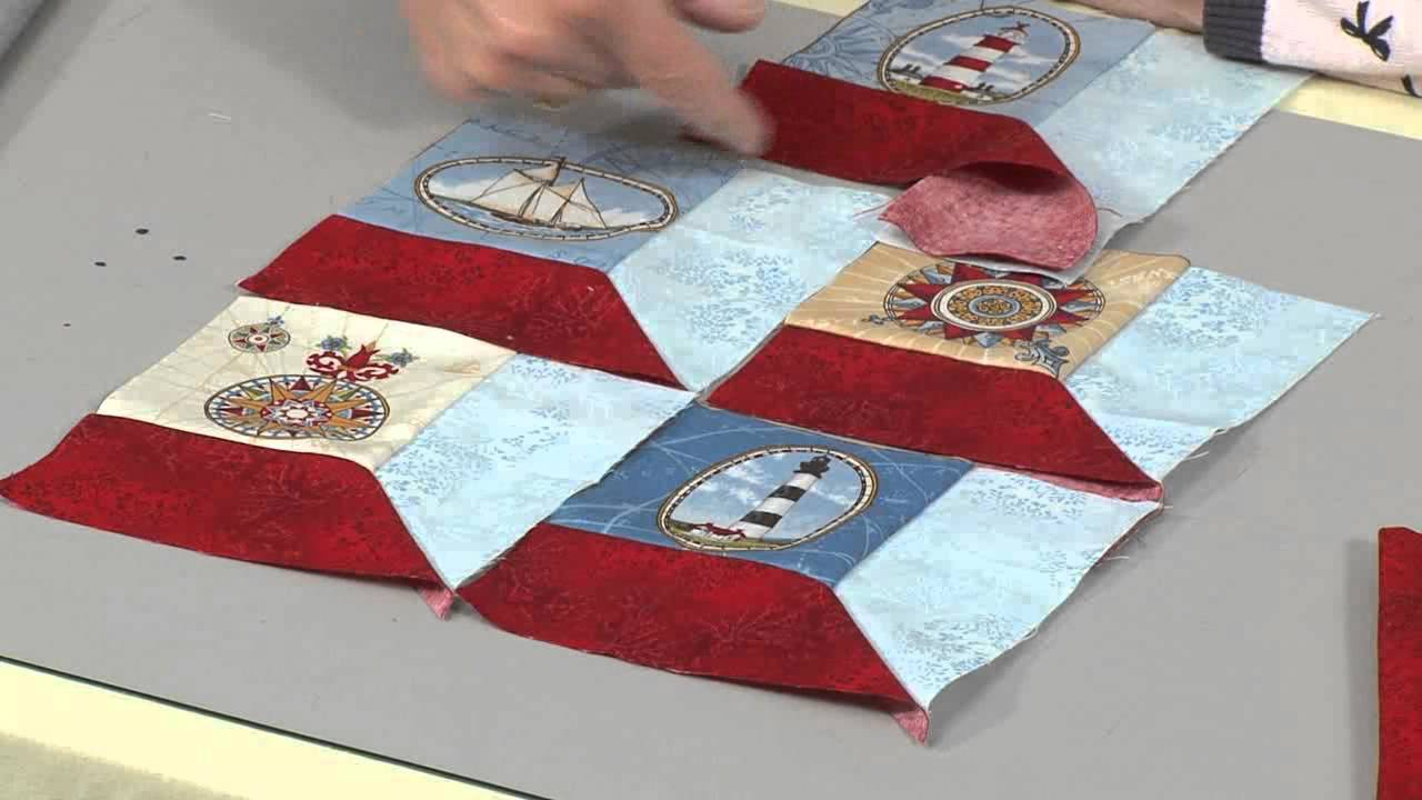 Traditional Attic Windows workshop with Valerie Nesbitt (taster ... : free attic window quilt pattern - Adamdwight.com