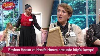 Reyhan Hanım ve Hanife Hanım arasında büyük kavga! Gelinim Mutfakta 140. Bölüm