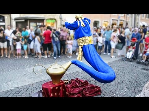 15 Street Performers That Will Amaze You