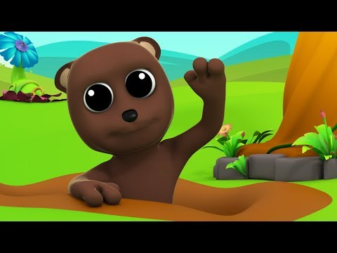 Pop Goes The Weasel | Nursery Rhymes | Children's Songs | Video For Kids