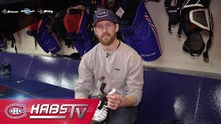 Jeff Petry explains the shot blockers on his skates | Gear Heads