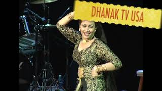 Nargis Live Stage Dance in MIami | HD | Dhanak TV USA