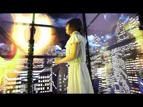 超感覚ゲーム『The Zone』ハウステンボス「変なホテル」にてサービス開始