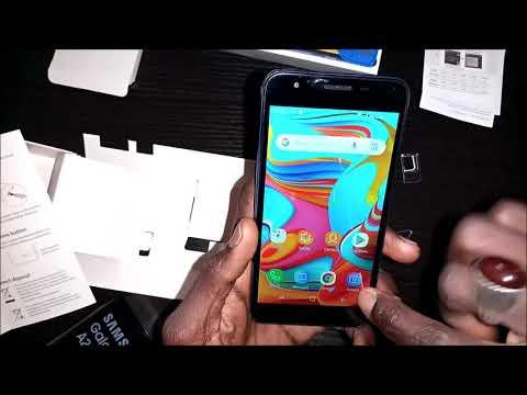 (Wolof) Prise En Main De Mon Premier Samsung Galaxy A2core