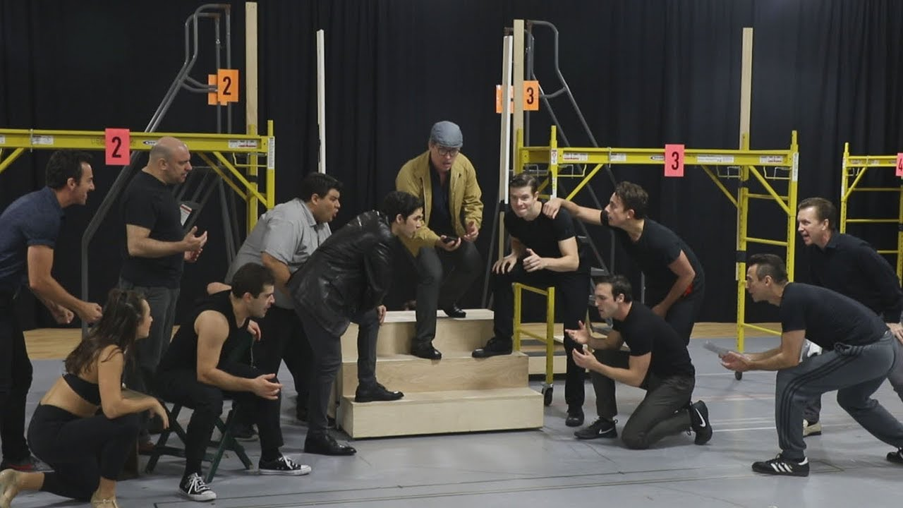 "In Rehearsal | ""A Bronx Tale"" National Tour"