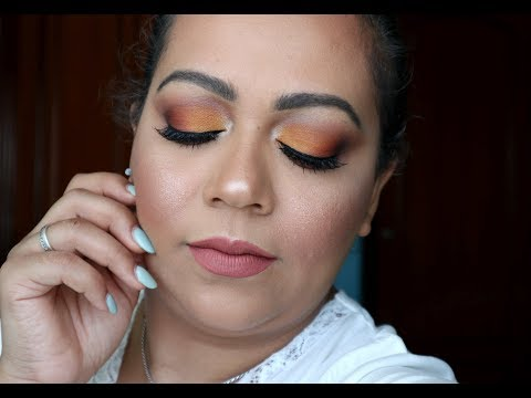 💋 Maquiagem TONS QUENTES 💋 Jaclyn Hill Palette thumbnail