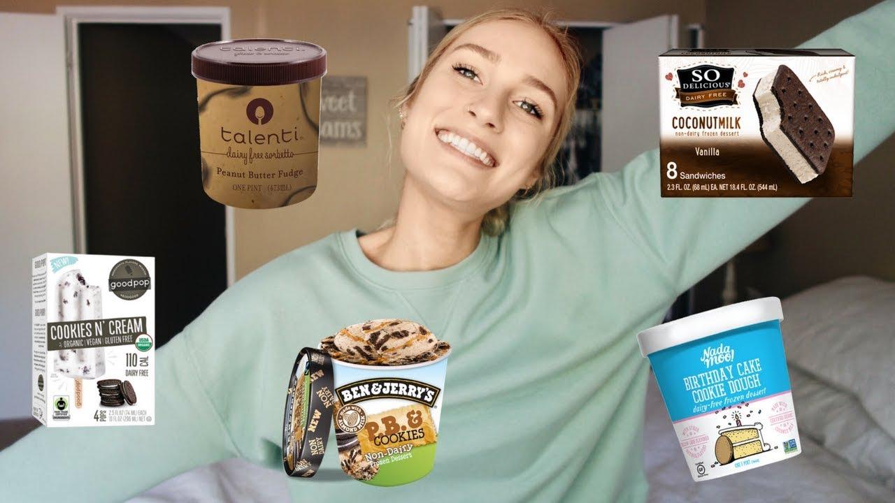The Best Vegan Ice Cream Brands Flavors