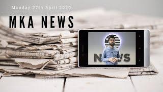 MKA NEWS BULLETIN | EP 01 APRIL 2020
