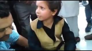 Cover by a Little Boy - Zaroori Tha (Rahat Fateh Ali Khan)