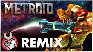 Dj CUTMAN ▸ Brinstar Breaks – Metroid Remix ~ Volume IV