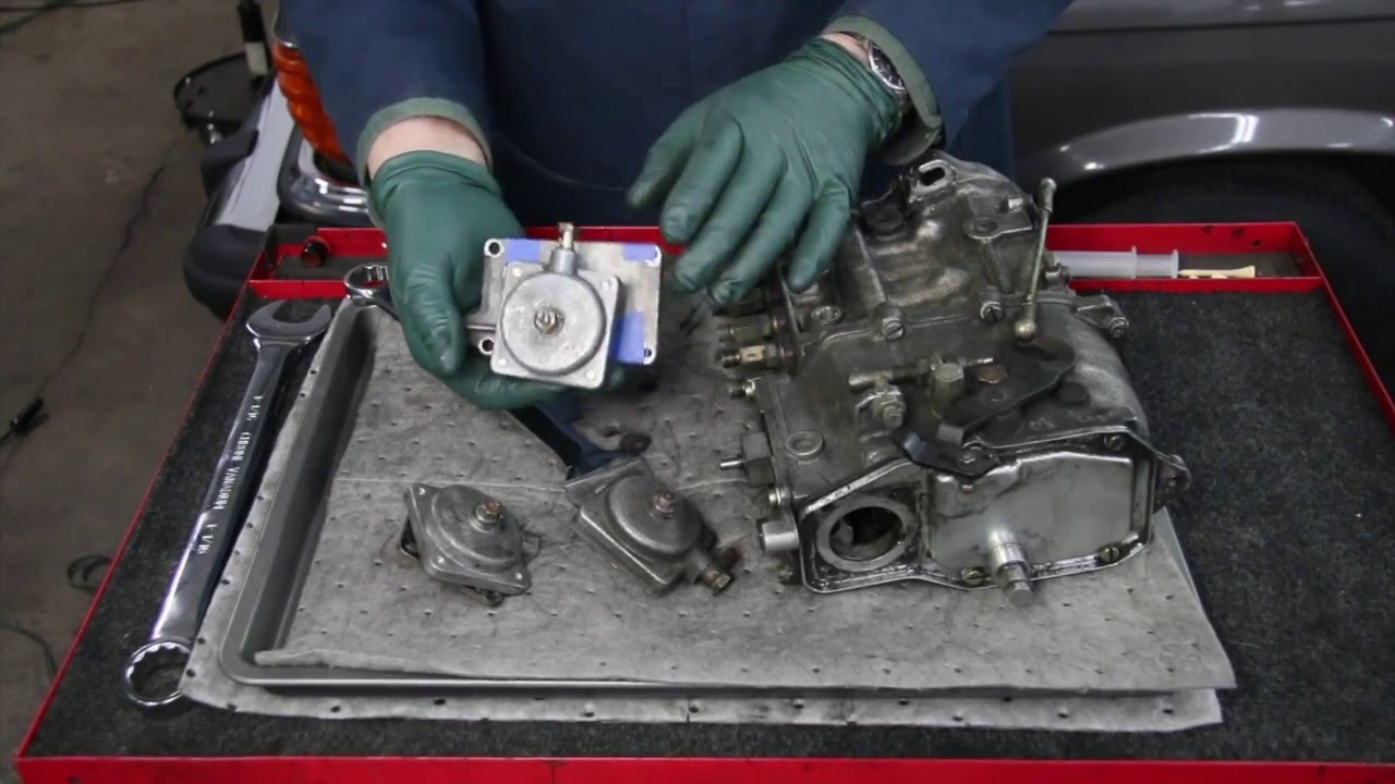 Mercedes OM617 Diesel Injection Pump ALDA Replacement