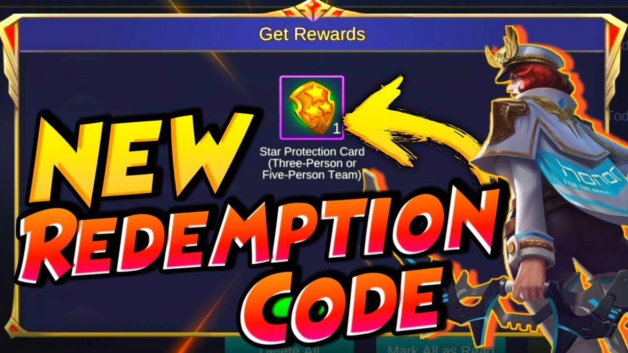 How to Redeem Code Ml in 2019 NOT CLICKBAIT Get free ...