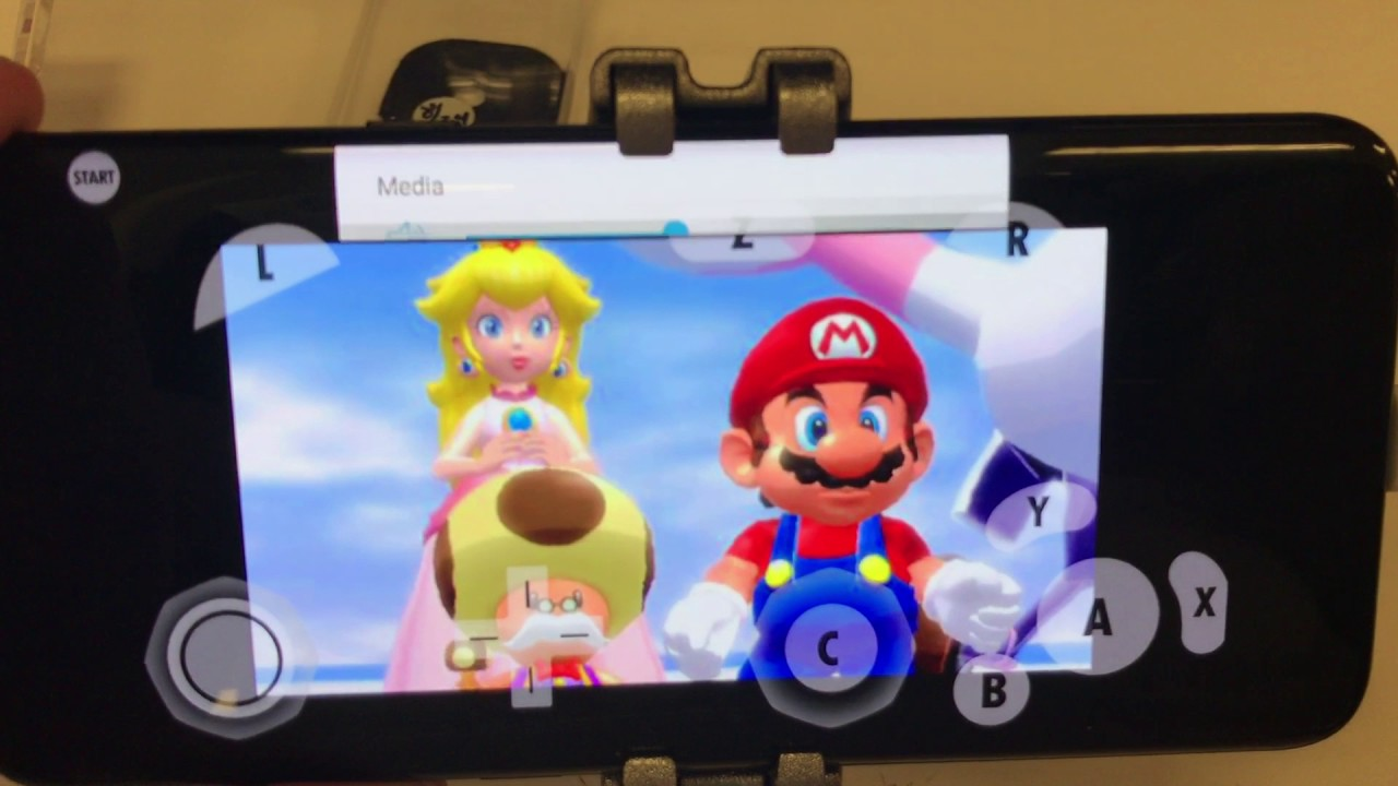 Gamecube on the go: Dolphin emulator runs smoothly on the Galaxy S8