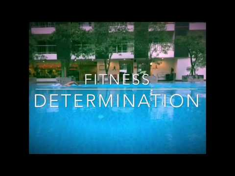 Fitness and Determination - Swimming for health