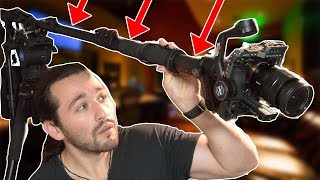 YOU ARE USING YOUR GIMBAL WRONG! - DIY Rig For Stabilizers! - Weebill S - Ronin S - Moza Air 2