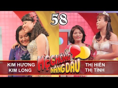 MẸ CHỒNG - NÀNG DÂU | Tập 58 UNCUT | Kim Hương - Kim Long | Nguyễn Hiền - Nguyễn Tình | 210418 💛