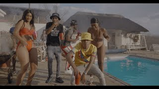 DJ SPUZZA X AKA -Soek Soek Remix (ft Chester Houseprince, Don Kamati,  Mega & Chakie) Official Video