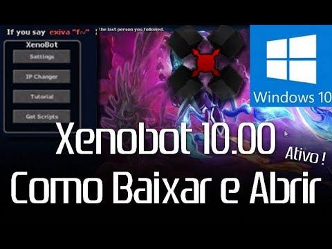 Como Baixar E Abrir XenoBot 10.00 No Windows 10