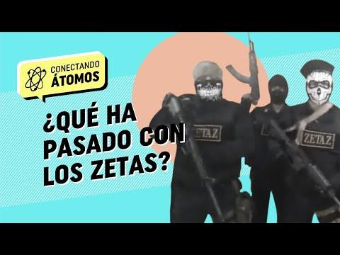 Conectando Átomos Ep.6 ¿Qué ha pasado con Los Zetas?