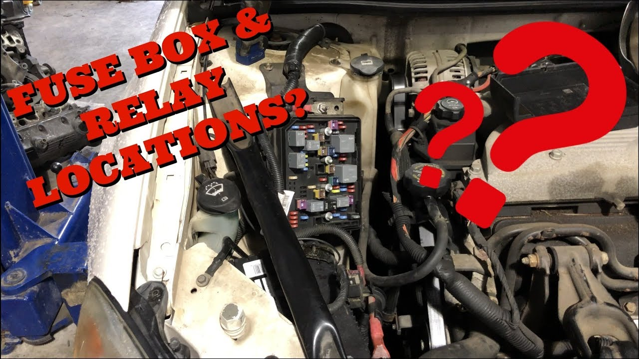 hight resolution of  falconsgarage impala fusebox