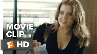 Batman v Superman: Dawn of Justice Movie CLIP - Flight to D.C. (2016) - Amy Adams Movie HD
