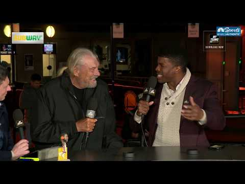 Former Warriors Coach Don Nelson Reminisces About We Believe Team | Warriors Pregame Live