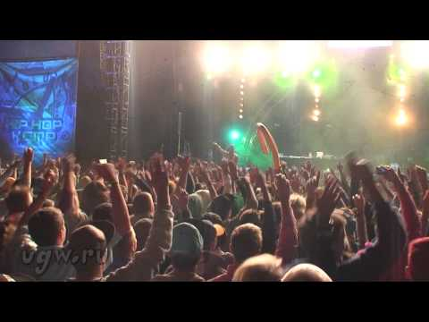 Macklemore feat. Ryan Lewis live @ Hip Hop Kemp 2012/08/18