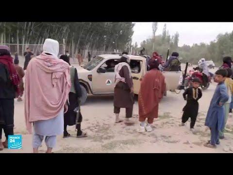 حركة طالبان تعلن سيطرتها على 85 بالمئة من الأراضي الأفغانية